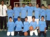 فوز جديد لمدرسة عمار بن ياسر في كرة السلة .