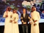 للموسم الرياضي 2009م ـ 2010م … القناة الرياضية تكرم الفائزين بجوائزها