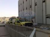 نشوب حريق ظهر اليوم في طوارئ مستشفى الملك فهد بالأحساء دون إصابات .. وتحويل الحالات الطارئة لمركز الأمير سلطان للقلب .