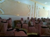 بحضور الأمير تركي بن محمد …محسن بن دليل الشكري يعفو عن من شاركوا في قتل ابنه