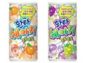 في كوريا مشروب جديد لمكافحة الشيخوخه .