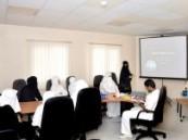 مركز صحي الخالدية يقيم محاظرة بعنوان ( إجراءات مكافحة العدوى )