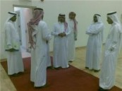 عضو اللجنة الاولمبية للاتحاد السعودي يزور أندية الاحساء