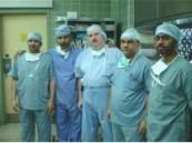 10ساعات لاستئصال ورم خبيث لمريض سعودي في  مستشفى الملك فهد بالهفوف