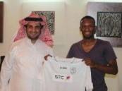 لاعب الهلال السابق عمر الغامدي يوقع عقداً إحترافياً مع نادي الشباب لمدة سنتين  .