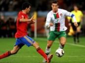 كأس العالم 2010 … إسبانيا تتفوق على البرتغال في ديربي آيبيريا بفوز صعب بهدف نظيف .