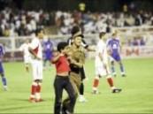 أمير عسير يوجه بعقوبات قاسية لمقتحمي مباراة الهلال والوداد المغربي