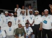 ( الأحساء نيوز ) الراعي الإلكتروني .. إختتام مسابقة اختراق الضاحية على طريق الأمير فيصل بن فهد بالأحساء .