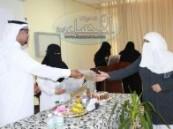 صحة الأحساء تكرم فريق قطرة حياة المشارك بحملة التبرع بالدم النسائية الأولى بالمنطقة الشرقية