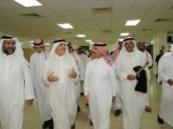 شملت أجهزة طبية : رجال أعمال يتبرعون بـ(840 ألف ريال) لمستشفى الملك فهد الجامعي .