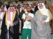 أمير المنطقة الشرقية والرئيس العام لرعاية الشباب يستقبلون أبطال كأس العالم وتكريمهم بمناسبة تحقيق الإنجاز العالمي