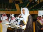 خلال حفل استقبال منتخب المملكة لذوي الإحتياجات  الخاصة  : الوابل يشيد بالانجاز