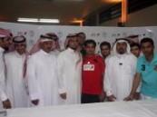الفريق الأول لكرة القدم بنادي الشباب يستأنف تحضيراته  للقاء ذهاب دور الثمانية من دوري المحترفين الآسيوي .
