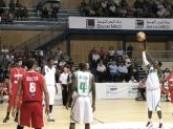 سلة السعودية أمام عقبة الجزائر في الدور ربع النهائي .