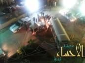 شغب المخالفين الإثيوبيين يتسبب في إصابات لمواطنين ومقيمين (صور وفيديو)