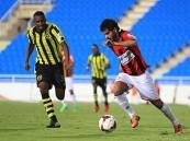 تقديم مباراة الاتحاد والرائد ضمن مسابقة كأس الملك
