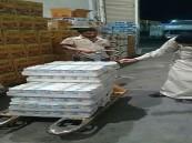 """""""التجارة"""" تتلف أكثر من 20 ألف سلعة غذائية فاسدة بمكة"""