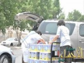 """حملة """"إرواء"""" تنطلق في شوارع الشرقية تكافلاً مع عاملي النظافة"""