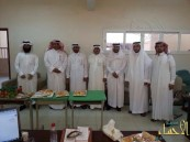 ثانوية الملك سعود تحتفل بعيد الأضحى