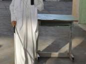 الرميلة الابتدائية   تحتفل باليوم العالمي للعصا البيضاء