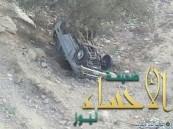 في الأحساء… في حادث درامي انقلاب و 5 إصابات خطرة والمنقذ أكبر المتضررين
