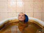 صدق أو لا تصدق فوائد  السباحة في الذهب الاسود