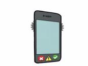 سعودي يبتكر هاتفًا جوالًا للأطفال والمسنين
