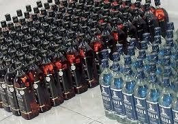 جمرك سلوى يُحبط محاولة لتهريب أكثر من 5 آلاف زجاجة خمر