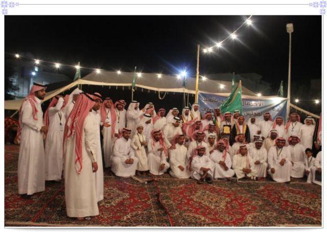 """مجلس """"آل علي الفضلي"""" يقيم حفل أهالي المراح بعيد الفطر المبارك"""