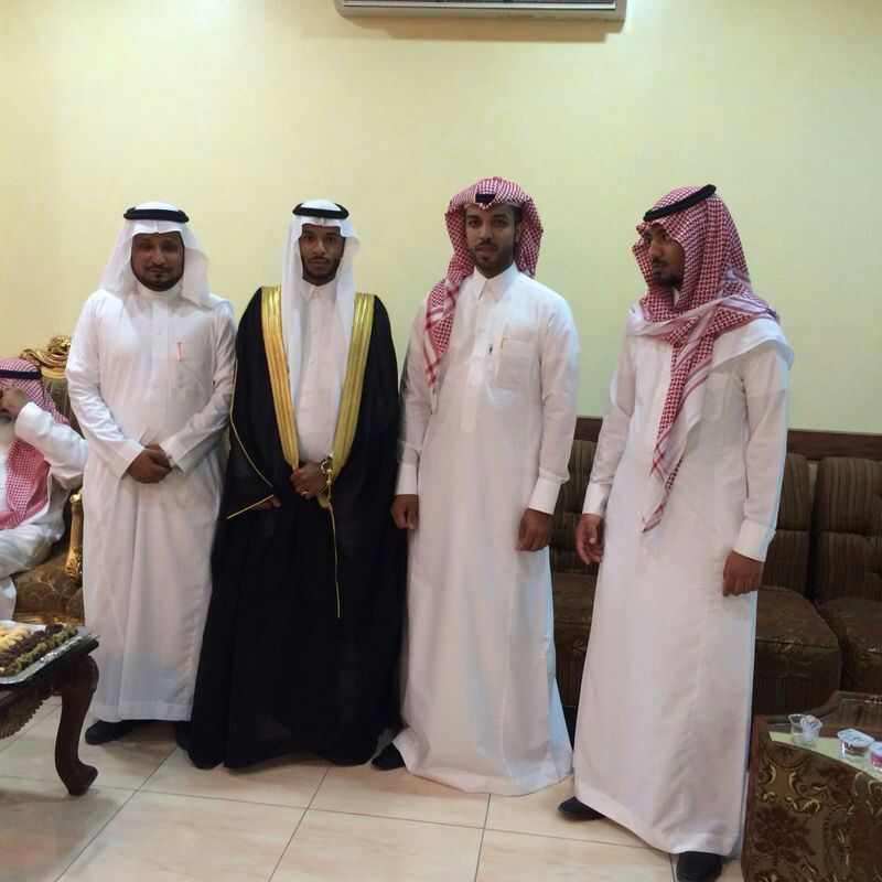 """أسرة الذرمان تحتفل بزواج نجلها """" فهد"""""""