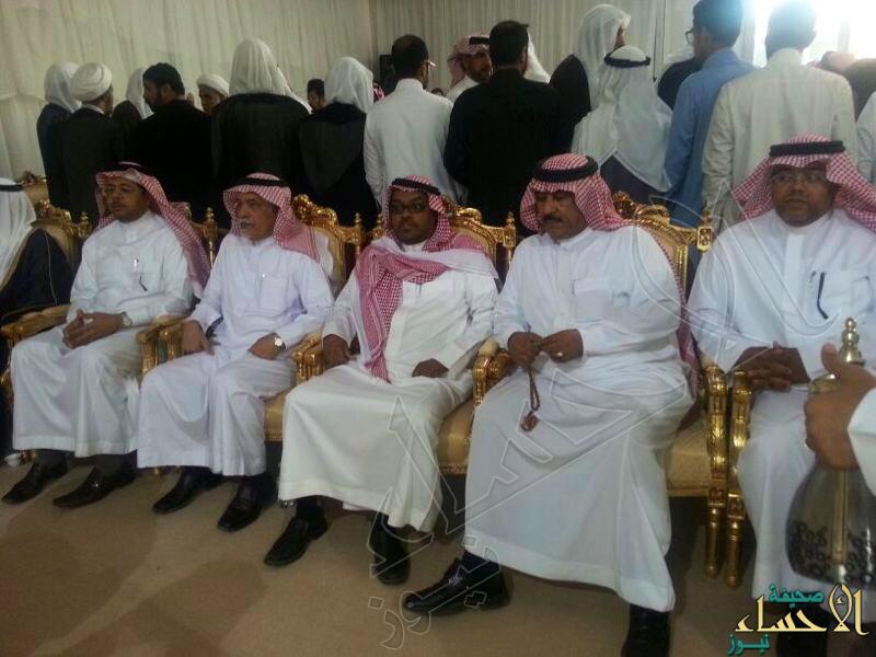 مجلس نادي الأحساء الأدبي يقدم واجب العزاء لأسر شهداء الدالوة