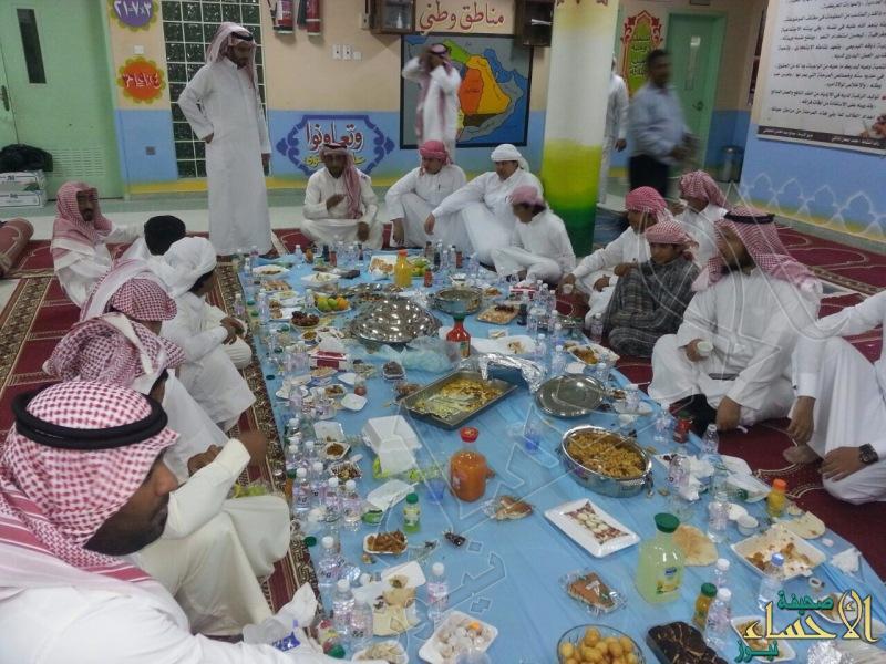 مدرسة الغويبة تقييم أفطار جماعي يوم عاشوراء