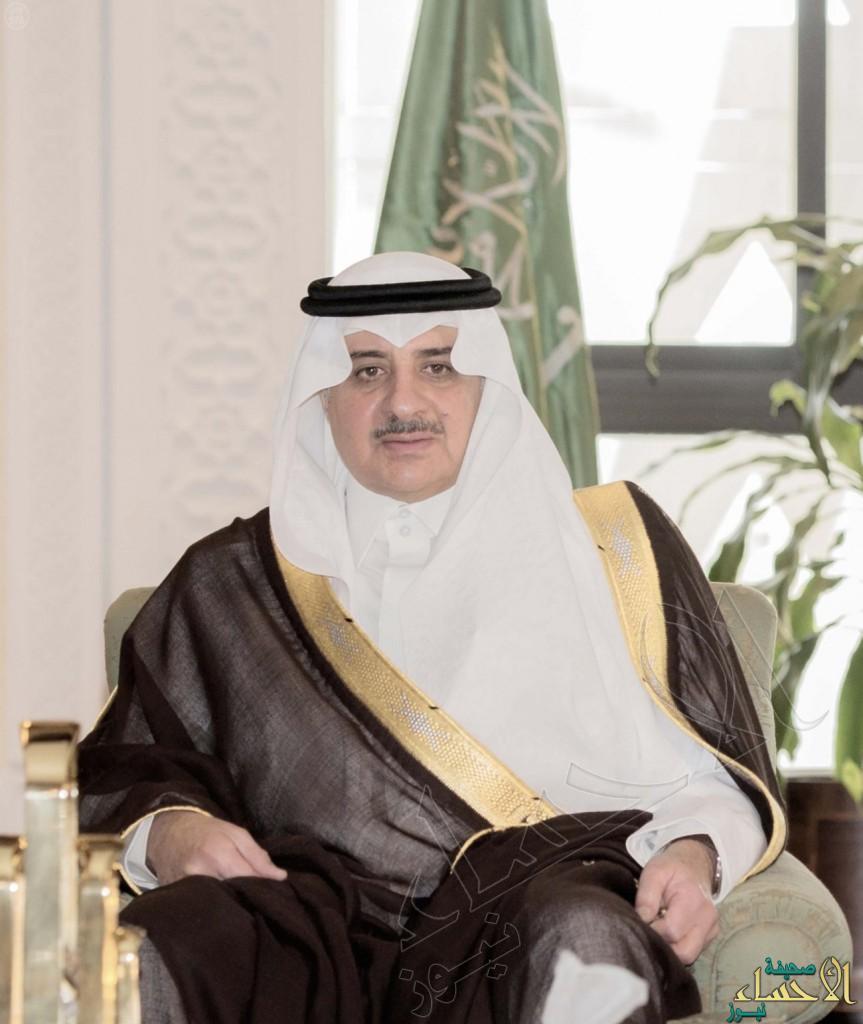 """الأمير فهد بن سلطان: يطلق أسم """" الدالوة """" على دفعة المتفوقين من أبناء تبوك هذا العام"""