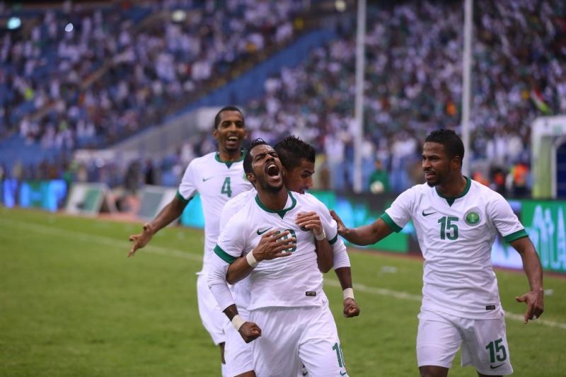 بالصور … الأخضر السعودي يبلغ نهائي الخليج بثلاثية في الإمارات
