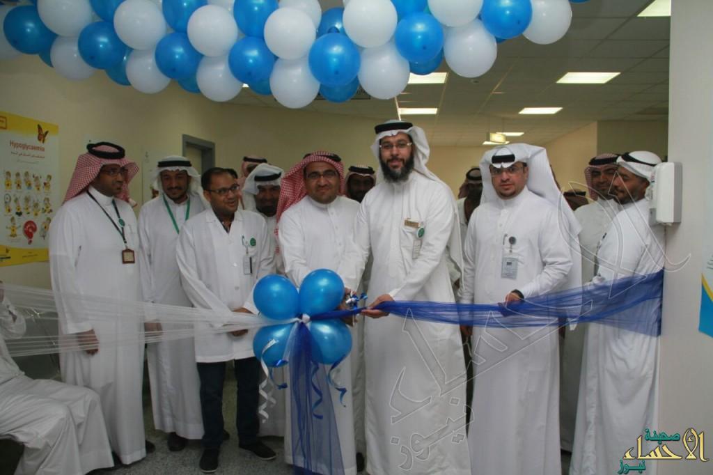 افتتاح فعاليات اليوم العالمي للسكر بقطاع العمران للصحة العامه