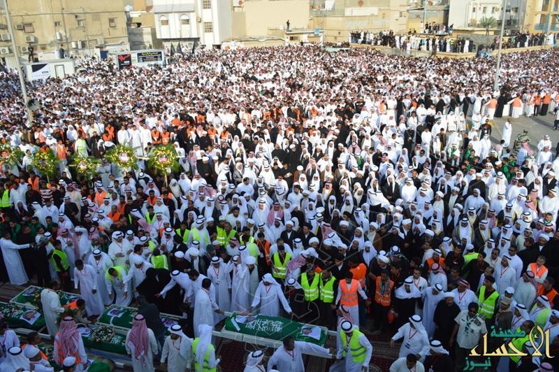 السعوديون يلطمون «الإرهاب»: «إخوان سنة وشيعة.. هذا الوطن ما نبيعه»