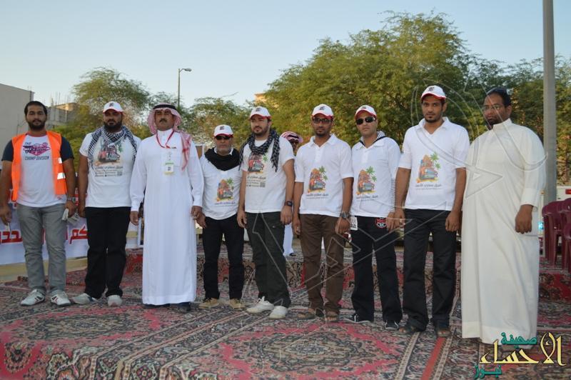 فريق سفاري الأحساء يعزي أهالي ضحايا الإرهاب