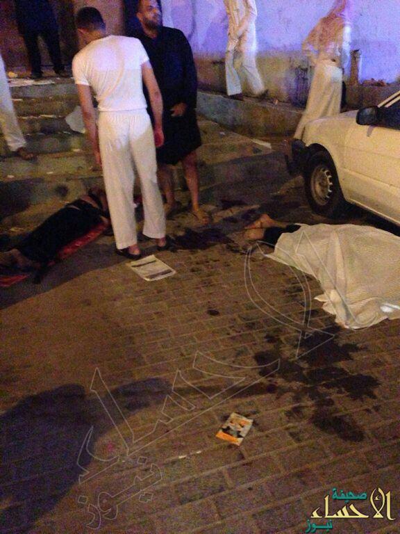 """بالفيديو والصور … في سابقة خطيرة هجوم مسلح بالقرب من مجلس """"شيعي"""" والوفيات """"6"""" (تحديث١)"""