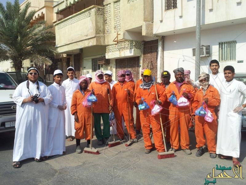 لمسة وفاء 2 برنامج بتنظيم ثانوية ابي فراس الحمداني بالمراح
