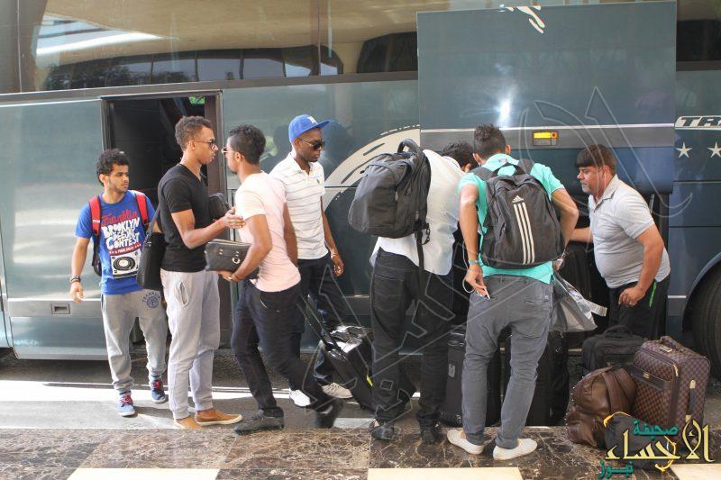 بالصور … انتظم لاعبو المنتخب السعودي للمعسكر لاستعداد دورة الخليج 22