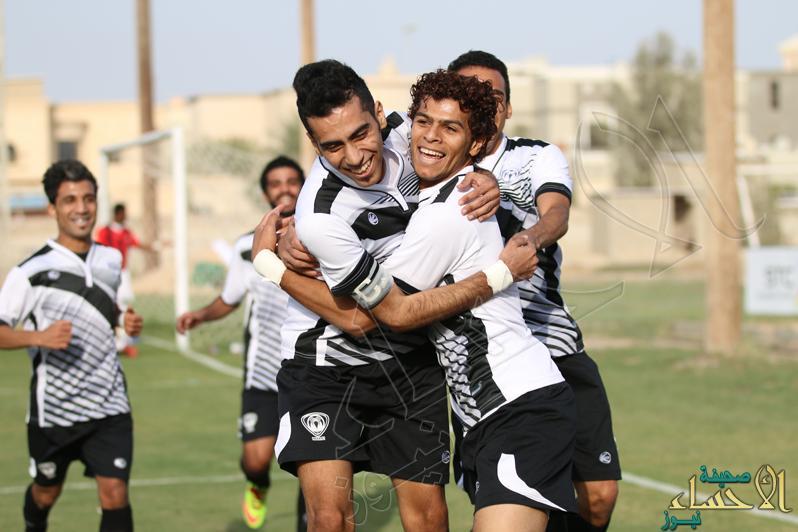 أولمبي هجر يتغلب على الرائد ويتقدم إلى خامس دوري كأس فيصل