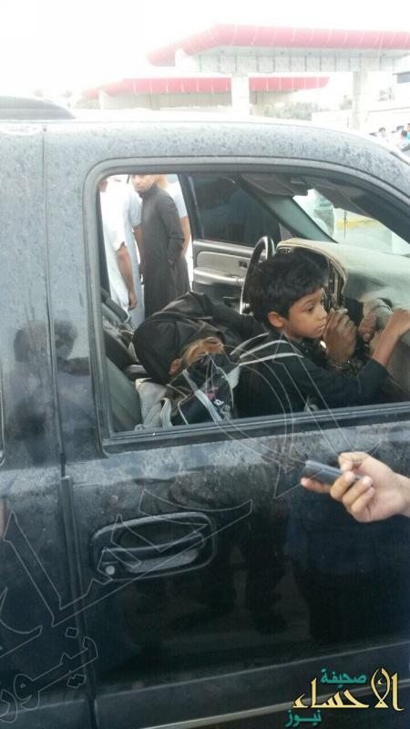 """بالصور … في """"الدالوة"""" العثور على مواطن وأبنه مكبلين بالسلاسل في وضع دموي (تحديث2)"""
