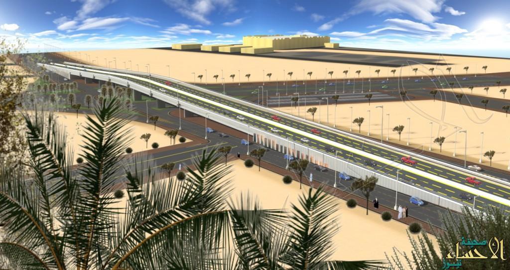 """""""أمانة الاحساء"""" تضخ  350 مليون ريال لإقامة 22 مشروعاً بالمحافظة"""