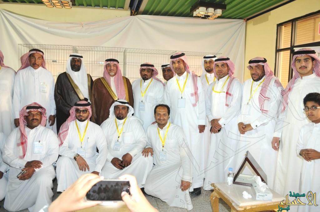 وكيل محافظة الأحساء يفتتح أول مسابقة لجمال الطيور بتنظيم نادي الجيل