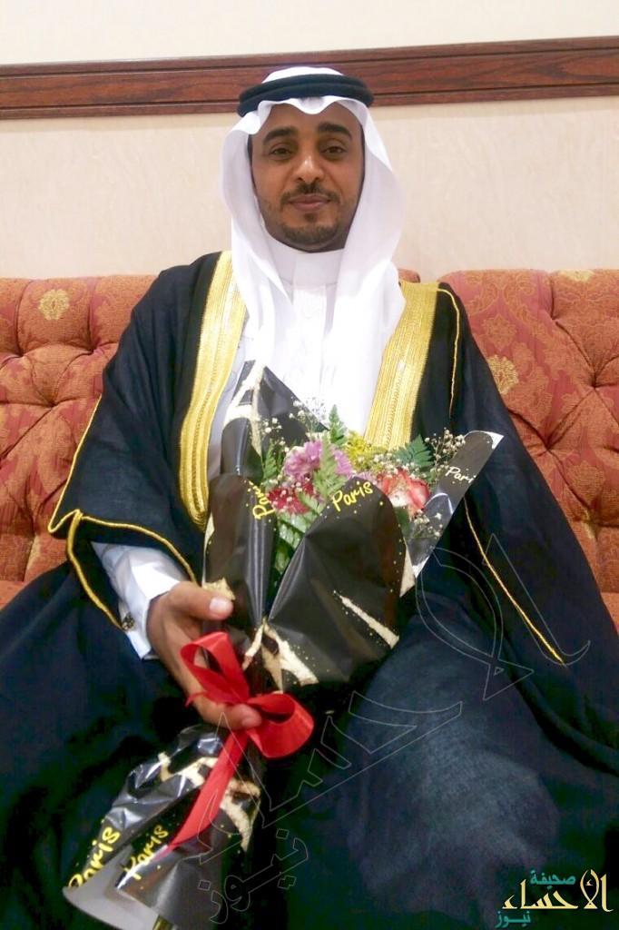 """أسرة """"الأحمد"""" تحتفي بزفاف نجلها """"صادق"""""""