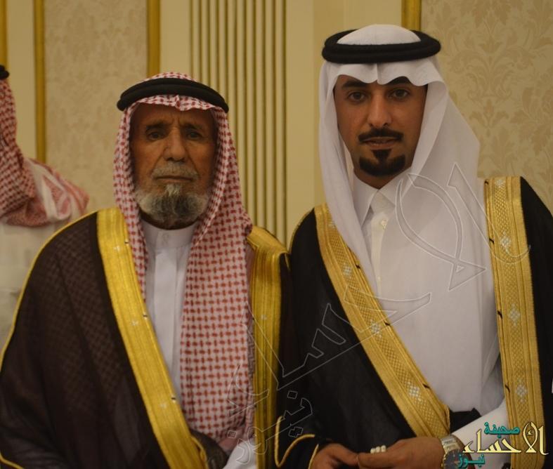 """""""الحراجين"""" تحتفل بزواج ابنها """"سعد"""""""