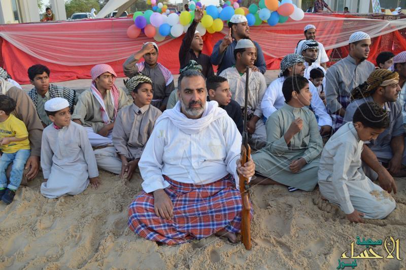 بالصور… مهرجان الألعاب الشعبية يتألق في يومه الثالث