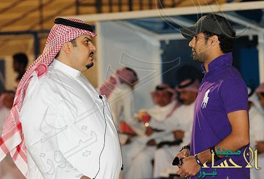 ابن مساعد: نادم على إقالة سامي الجابر