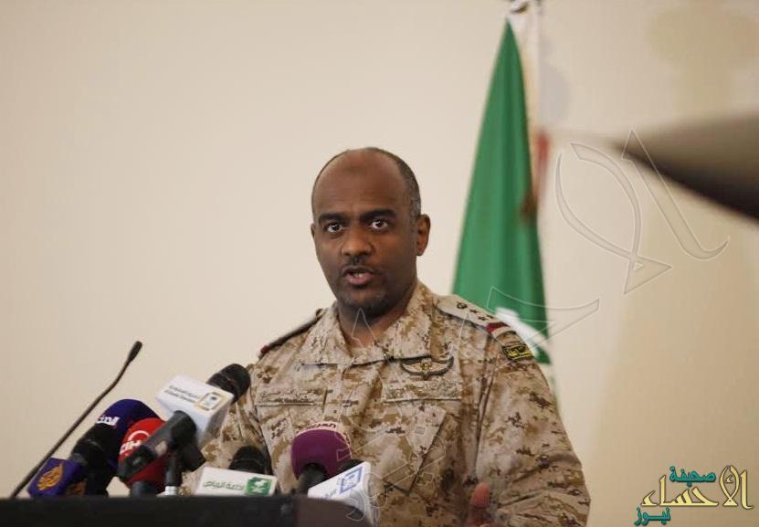 """عسيري : طيران """"عاصفة الحزم"""" يسيطر على جميع الأراضي اليمنية"""
