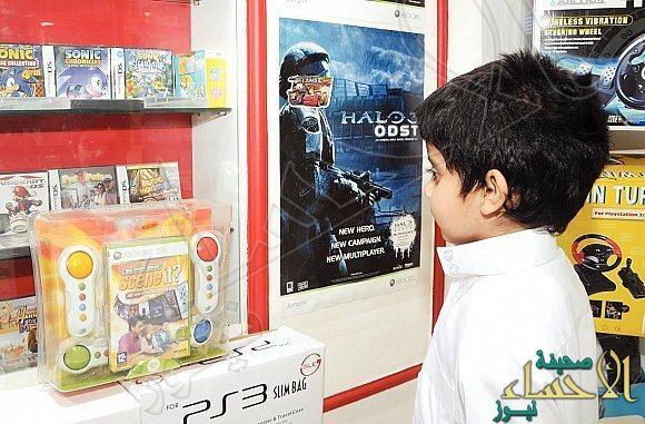رصد سبعة آلاف لعبة مخالفة للدين والأخلاق في جدة